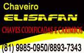 Chaveiro Elisafan