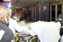 Adolescente ferida com facão pelo companheiro continua internada na restauração