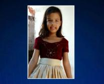 Preso ex-padrasto suspeito de assassinar Alanna Ludmilla, de 10 anos