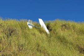 Avião cai em no aeroporto Carlos Prates, em BH.