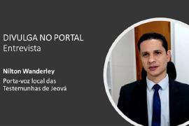 Entrevista - Porta-voz local das Testemunhas de Jeová fala sobre campanha mundial