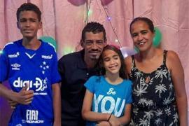 Família foi soterrada após deslizamento de uma barreira em Jabatão dos Guararapes, PE