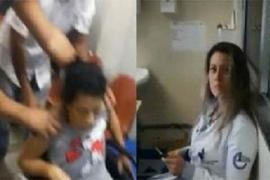 Paciente morre aguardando atendimento enquanto médica olha o celular