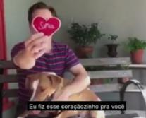 Vídeo - Ator de Grey's Anatomy envia vídeo de encorajamento para uma menina internada no Paraná