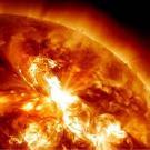 E a Tempestade Solar que chegou a terra?
